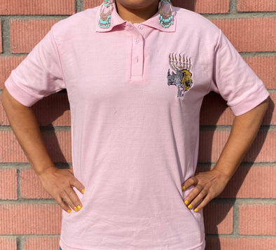 WOMEN'S 12 TWO KINGDOMS POLO