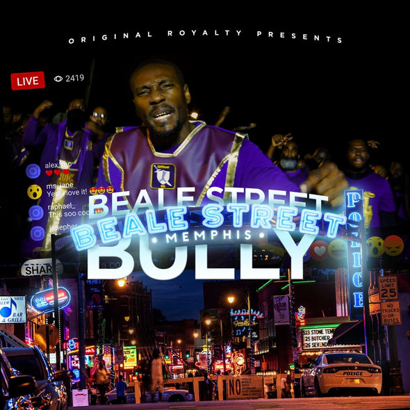 MEMPHIS BEALE STREET BULLY SINGLE (MP3)