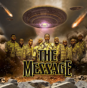 JAHLEEL MUSIC - THE MESSAGE (CD)