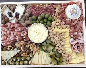 Ultimate Cheeseboard