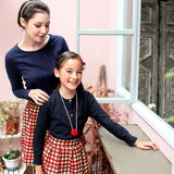 Candy Canes Skirt (Mommy & Me)