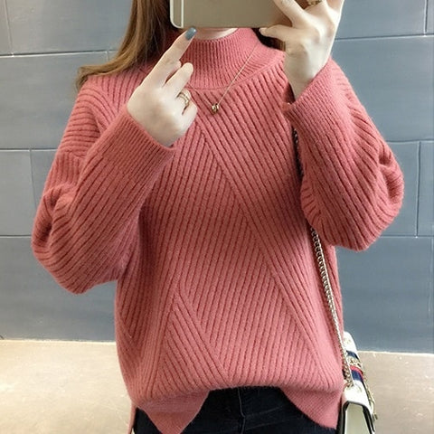 Fashion Pullover Sweater