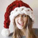 Christmas Wool Hat