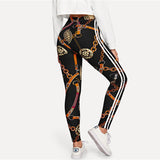Print Fitness Leggings