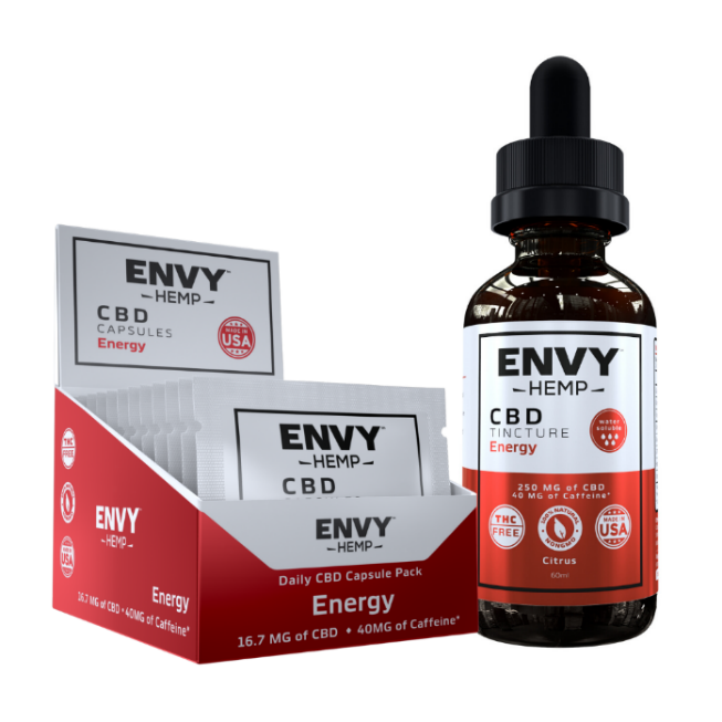 Energy On-The-Go Bundle Envy Hemp