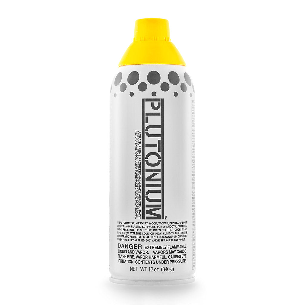Limon Cello PLUTON-300200 Ultra Supreme Professional Spray Paint, 12-Ounce