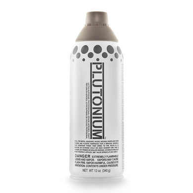 Cleveland Gray PLUTON-10200 Ultra Supreme Professional Spray Paint, 12-Ounce