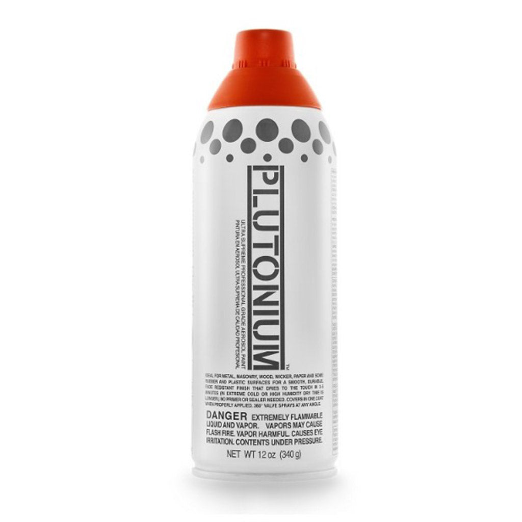 Stop Light PLUTON-30330 Ultra Supreme Professional Spray Paint, 12-Ounce