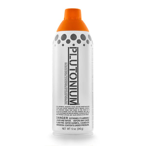 Pumpkin PLUTON-30080 Ultra Supreme Professional Aerosol Paint, 12-Ounce
