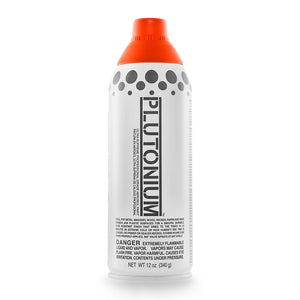 Hot Sauce PLUTON-30120 Ultra Supreme Professional Spray Paint, 12-Ounce