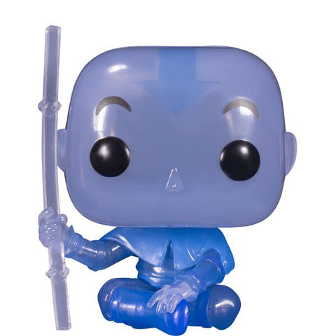 Avatar the Last Airbender - Spirit Aang Glow US Exlcusive Pop! Vinyl