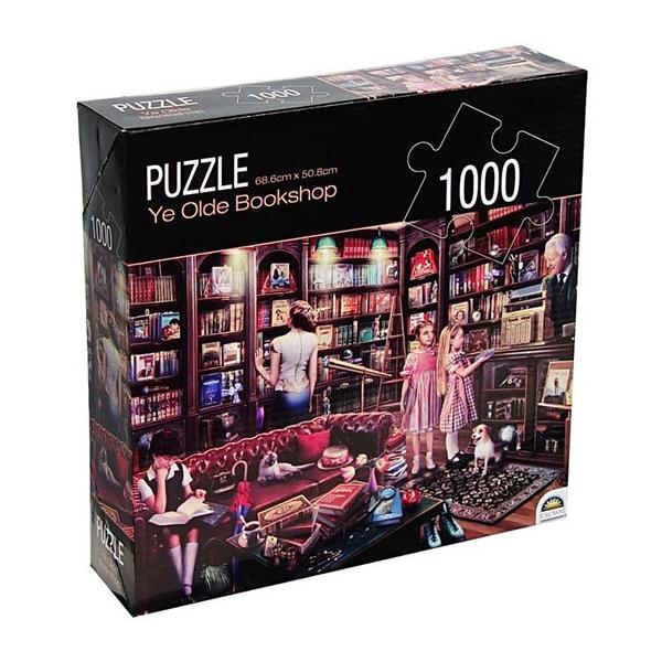 Crown Huntington Green Series 1000pc Puzzle (3 Assorted Designs)