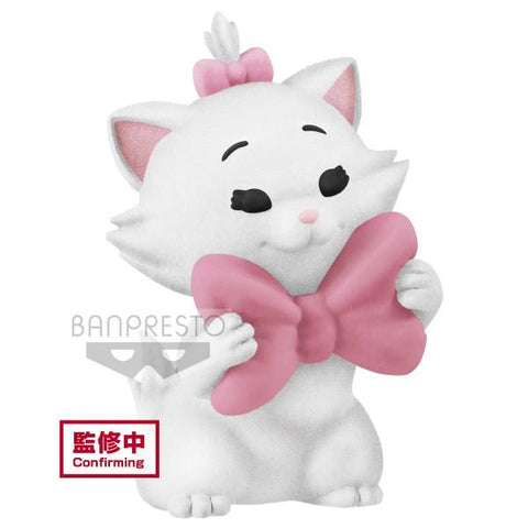 DISNEY CHARACTER CUTTE! FLUFFY PUFFY - MARIE