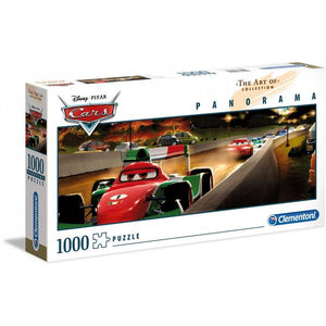 Clementoni Disney Puzzle Cars Panorama 1000 Pieces