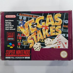 Vegas Stakes - Boxed Edition