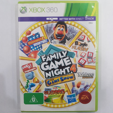 Family Game Night 4: The Game