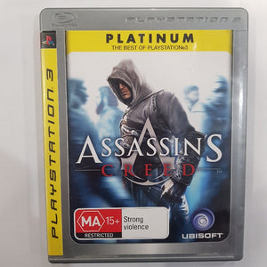 Assassins Creed - Platinum