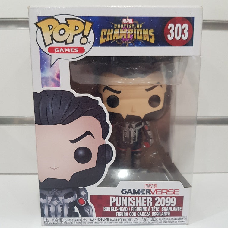 Contest of Champions - Punisher 2099 US Exclusive Pop! Vinyl