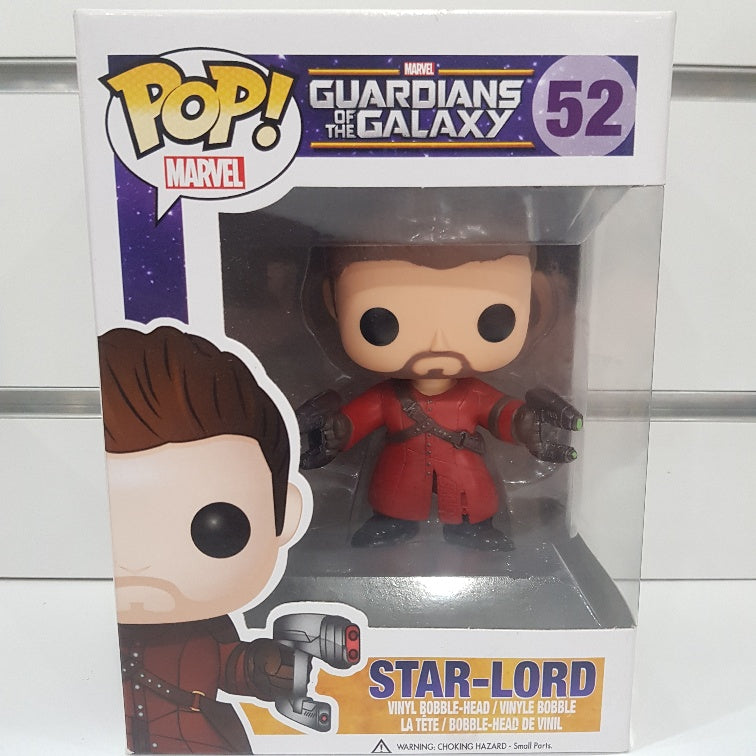Guardians Of The Galaxy - Star-Lord Pop! Vinyl