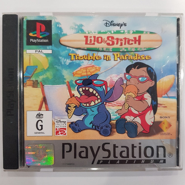 Disneys Lilo & Stitch - Trouble In Paradise - Platinum