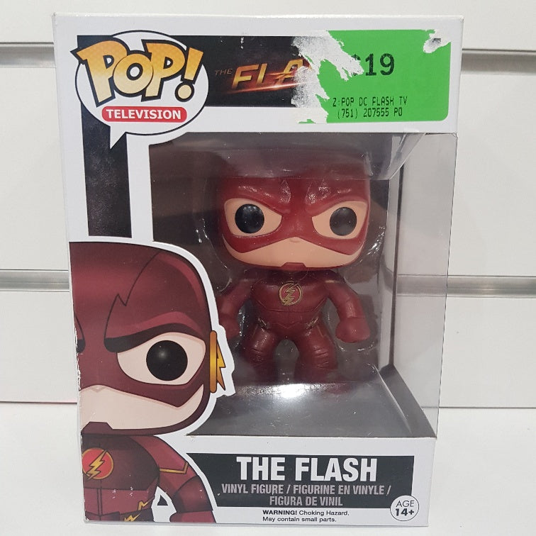 The Flash - The Flash TV Pop! Vinyl
