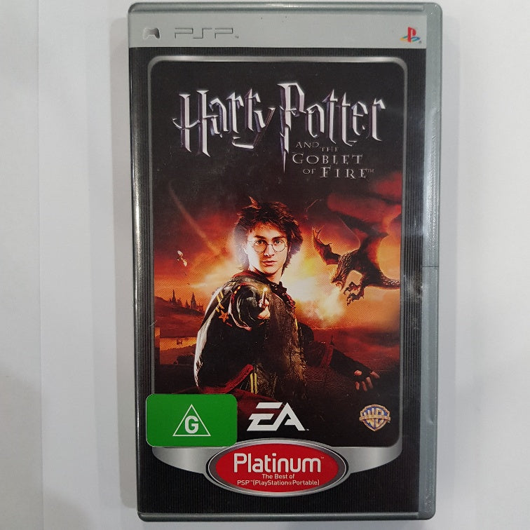Harry Potter and The Goblet of Fire - Platinum