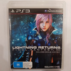 Lightning Returns - Final Fantasy XII