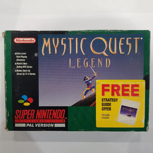 Mystic Quest Legends (Boxed)