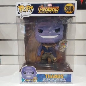 "Avenger 3: Infinity War - Thanos 10"" Pop! Vinyl"