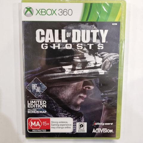 Call Of Duty Ghosts (SEALED)