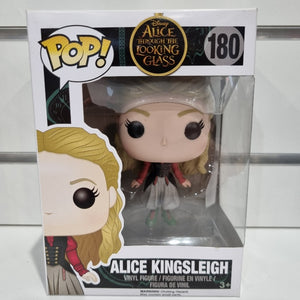 Alice Through the Looking Glass - Alice Kingsleigh Pop! Vinyl