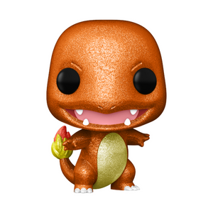 Pokemon – Charmander Diamond Glitter ECCC 2021 US Exclusive Pop! Vinyl