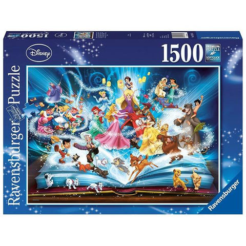 Ravensburger Disney Magical Storybook 1500pc Puzzle