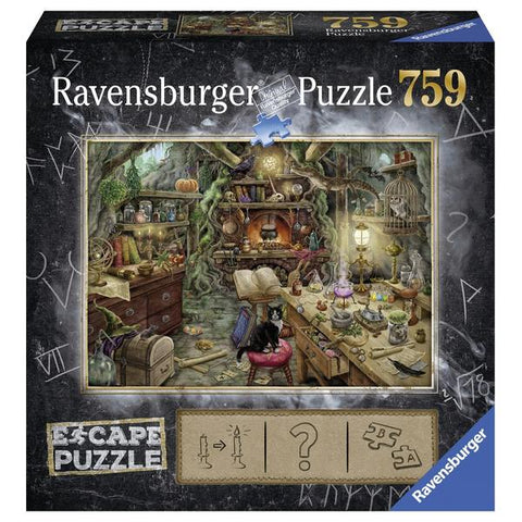 Ravensburger Escape 3 The Witches Kitchen 759pc Puzzle