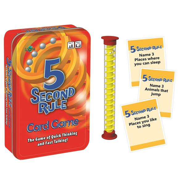 5 Second Rule Tin