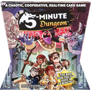 5 Minute Dungeon Card Game