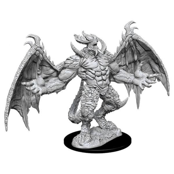 Pathfinder Deep Cuts Unpainted Miniatures Pit Devil