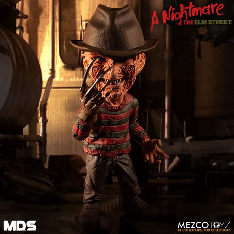 A Nightmare on Elm Street 3: Dream Warriors - Freddy Krueger Designer Figure