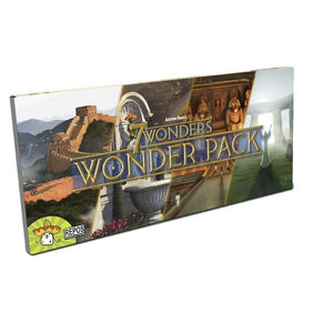 7 Wonders Wonder Pack Expansion Multilangual