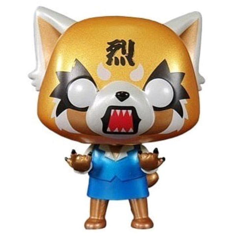 Aggretsuko - Aggretsuko Metallic US Exclusive Pop! Vinyl