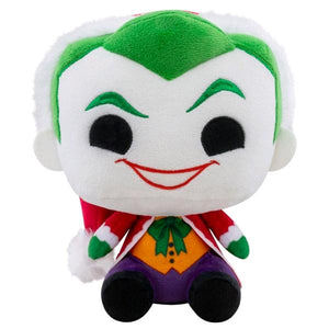 Batman - Santa Joker Holiday Plush