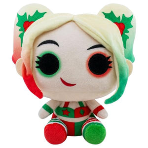 Batman - Holly Quinn Holiday Plush