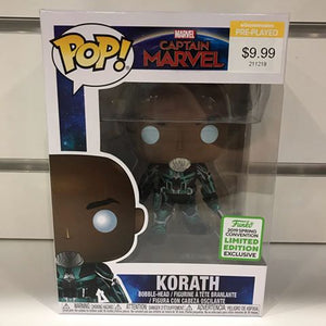 Captain Marvel - Korath Starforce Suit ECCC 2019 US Exclusive Pop! Vinyl