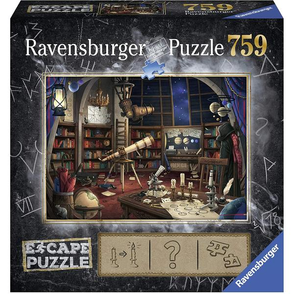 Ravensburger Escape 1 The Observatory 759pc Puzzle