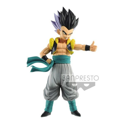 Image of DRAGON BALL Z - GRANDISTA RESOLUTION OF SOLDIERS - GOTENKS FIGURE