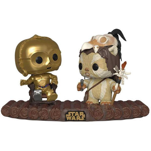 Star Wars - Encounter on Endor Movie Moment Pop! Vinyl