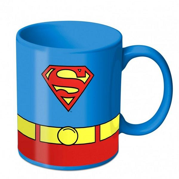 DC Comics Coffee Mug Superman Costume