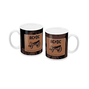 ACDC Coffee Mug For Those About to Rock