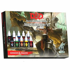 D&D Nolzurs Marvelous Pigments Adventurers Paint Set