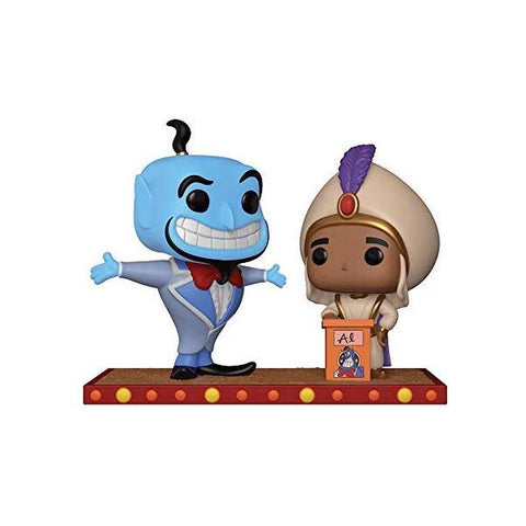 Aladdin - Aladdin's First Wish Movie Moments Pop! Vinyl